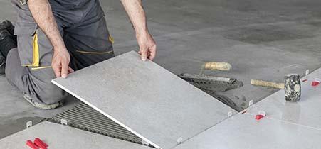 tegels van graniet